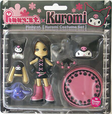 Pinky Street Pinky:st PC007 Sanrio Hello Kitty KUROMI Rei Vinyl Toy Figure Set