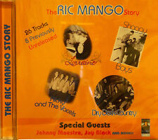 THE RIC MANGO STORY WITH SPECIAL GUEST JOHNNY MAESTRO - 26 Tunes