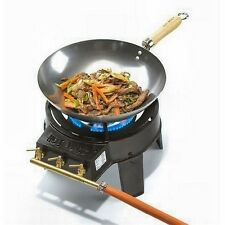 L'originale HOT WOK - 7KW GAS cottura Wok Set hotwok campeggio a gas BBQ BARBEQUE