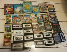 JOB LOT 46 GAMES FOR SINCLAIR ZX SPECTRUM 48K 128 +2 +3