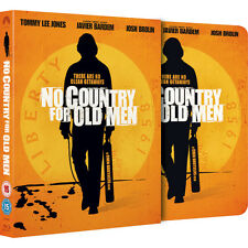 No Country For Old Men Steelbook / Limited Slipcase Edition /Blu Ray