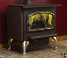 Vermont Castings SSW30CLN Nickel Decorative Nickel LEGS for Savannah Stove