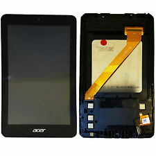 "7"" Acer Iconia One 7 B1-760HD LCD Display + Touch Screen Digitizer assembly UK"