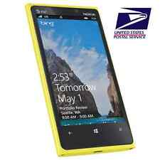 USA Stock! Nokia Lumia 920 AT&T Unlocked 4G LTE 32GB 8.7MP Windows 8 New Yellow