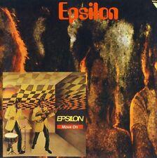 """Epsilon: """"S/T & Move on"""" (2 on 1 CD)"""