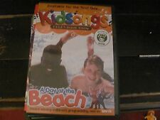 "Kidsongs DVD ""A Day at the Beach"" with case"