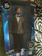Doctor Who 11th doctor con barba de 10 pulgadas figura conjunto,