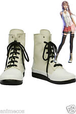 Final Fantasy XIII Serah Farron Cosplay Boots Shoes