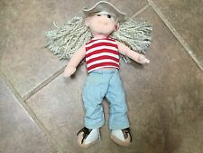 "2002 Lucky Lucy The Beanie Bopper 12""  plush doll euc"