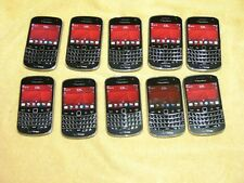 Lot of 10 Black Verizon (unlocked) RIM BlackBerry Bold 9930 smartphones