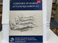 A History Of Marine Fighter Attack Squadron 311 , Major William J. Sambito 1978