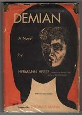 Demian: The Story of a Youth  by Hermann Hesse (First Edition)