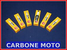 6 CANDELE NGK BKR6E-11 HONDA GL 1800 GOLDWING / AIRBAG DAL 2006 IN POI