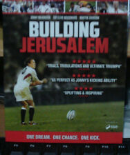 Building Jerusalem  Blu-ray NEW with slip cover