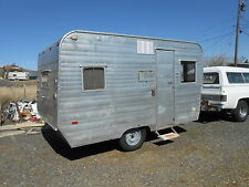 1957 TERRY MODEL 15 TRAVEL TRAILER.