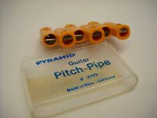 Vintage Pyramid a'-440 guitar pitch-pipe tuner, made in West Germany #2