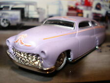 100% HOT WHEELS 1949 MERCURY MERC LIMITED EDITION RARE 1/64