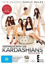 Keeping Up With The Kardashians : Season 6 (DVD, 2-Disc Set)