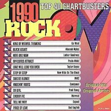 Rock on 1990 Various Artists MUSIC CD