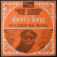 SHORTY LONG - Here Comes The Judge - SP 45 tours - Tamla Motown