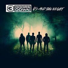 Us & The Night - 3 Doors Down (2016, CD NEUF)