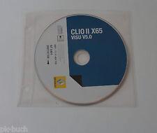 Schaltpläne auf CD Renault Clio II - Stand 07/2007!