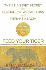 Feed Your Tiger: The Asian Diet Secret for Permanent Weight Loss and V-ExLibrary