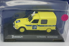 UH Presse 1/43 - Citroen Acadiane Michelin