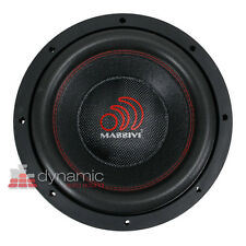"Massive Audio TOROX 104 Car 10"" Toro X Series Dual 4-Ohm Subwoofer 2,400W Sub"