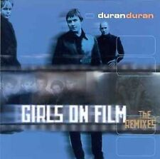 Duran Duran CD. Girls on Film [Maxi Single] NIGHT VERSION