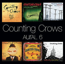 Aural 6 [EP] by Counting Crows (CD, Nov-2008, Geffen) WORLD SHIP AVAIL