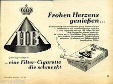 HB--Frohen Herzens genießen--4. Juli 1956---Werbung von 1956
