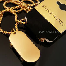 """Stainless Steel Skateboard CZ Charm Pendant w/ 24"""" Round Box Chain Necklace 185G"""