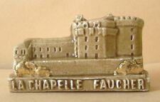 Fève perso du MH 2013 - Châteaux du Périgord : Château La Chapelle Faucher (cogn