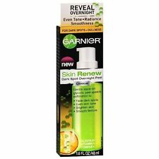 "Garnier Skin Renew ""Clinical Strength"" Dark Spot Overnight Peel 1.6oz size"