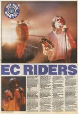 24/3/90Pgn12/13 Article & Picture(s) ec Riders   On Happy Mondays European Tour