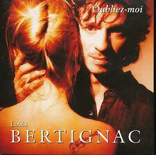 LOUIS BERTIGNAC CD SINGLE HOLLANDE OUBLIEZ-MOI