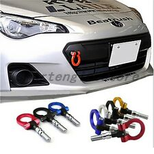 16mm Tow Hook Ring JDM Aluminium Alloy Strap Ring Front Rear Racing Turbo 5Color