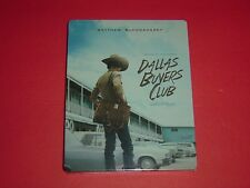 Dallas Buyers Club Blu Ray Steelbook Ltd. 100 Copies Sold Out Edition from Korea