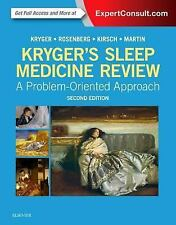 Kryger's Sleep Medicine Review : A Problem-Oriented Approach by Lawrence...