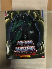MOTU Classics EVIL SEED 2.0 Filmation Club Grayskull Figure Exclusive