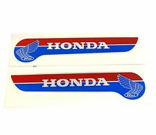 Gas Fuel Tank Decals ✰ Honda PC50 PC 50 ✰ 1971 and Later ✰ 2 Pieces ✰