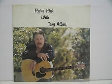 FLYING HIGH WITH TONY ALBERT 33 RPM SILVER PELICAN RECORDS STILL SEALED