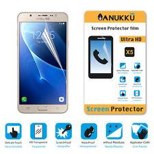 3x PELLICOLA per Samsung Galaxy J7 2016 j7108 FRONTE + PANNO PROTETTIVA DISPLAY