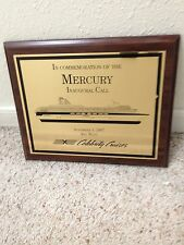 "Celebrity Cruise Line's MERCURY "" NOVEMBER 3,1997"" INAUGURAL CALL""    ***REDUCED"