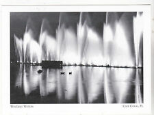 "*Postcard-""The Waltzing Waters"" -Fountain Lake Show- *Cape Coral, FL. (#106)"