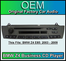 BMW Z4 CD Player, BMW Business stereo auto, BMW E85 Radio Unit