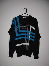 Tyrolia Winter Ski Sweater - Mens L - Long Sleeve - 30% Wool