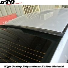 Unpainted H Type Rear Roof Spoiler Wing For Honda CIVIC EX LX Si 2012~2015 Coupe