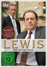 LEWIS-DER OXFORD KRIMI - STAFFEL 7 Kevin Whately, Laurence Fox3 DVD NEU